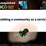 Mini Deb Conf: building a community as a service