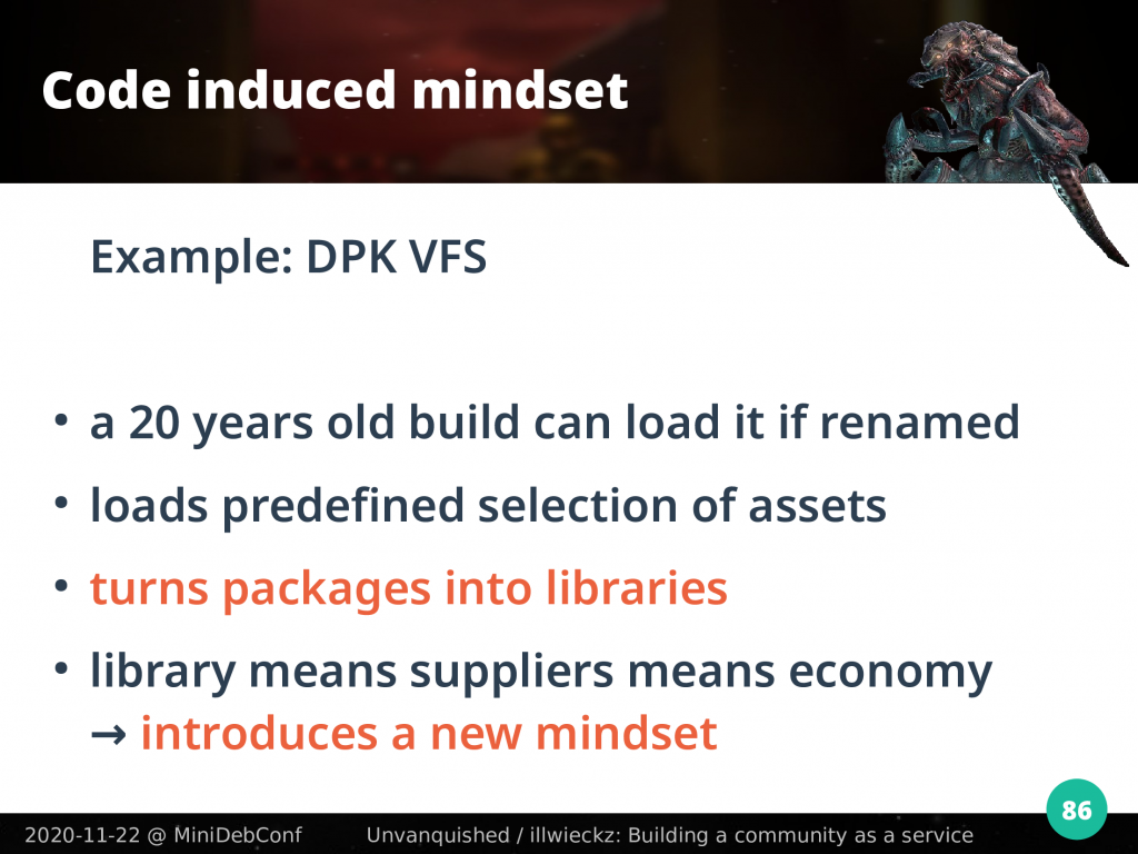 DPK VFS introduces a new mindset and an economy